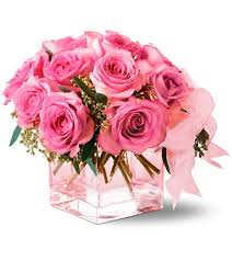 teleflora s pink on pink bouquet by florist in blackwood