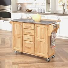 kitchen cart breakfast bar butcher block kitchen island cart