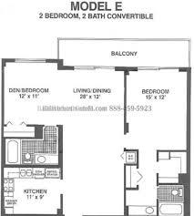 2 Bedroom Condo Floor Plans by Winston Towers 500 Condo Sunny Isles Beach Miami Fl 301 174 St