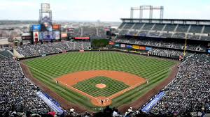 Coors Field Map Rockies Opening Day Tickets 2018 Coors Field