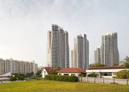 zaha hadid u0027s d u0027leedon in singapore has towers with petal shaped plans