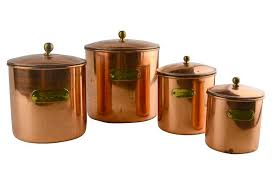 copper kitchen canister sets choose kitchen canister sets home design ideas