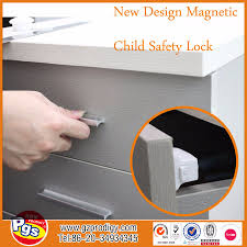 oem magnetic baby child kids safety lock magnetic locking system