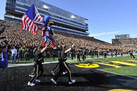 Why Is The American Flag Red White And Blue Black Heart Red White And Blue Pants An Iowa Football