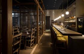 jason atherton u0027s sosharu restaurant designed by neri u0026 hu 如恩