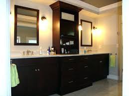 Espresso Bathroom Storage Espresso Bathroom Storage Medium Size Of Slim Bathroom Floor