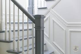 Metal Banister Spindles White Staircase Spindles Design Ideas