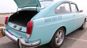 volkswagen squareback interior nicely modified 1972 vw volkswagen type 3 fastback for sale youtube