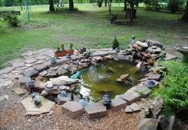 Building A Fish Pond In Your Backyard by Building A Garden Pond Thriftyfun