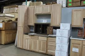 unfinished wood kitchen cabinets unfinished solid wood cabinets pop s discount building
