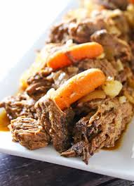 crock pot rump roast recipe the 36th avenue