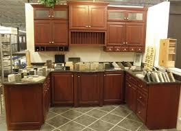 Lowes Unfinished Oak Kitchen Cabinets Kitchen Hampton Bay Cognac Modern Kitchen Cabinets Lowes Kitchen