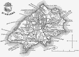 map ot helena island info all about st helena in the south