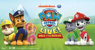 paw patrol live price u0027s gazette live