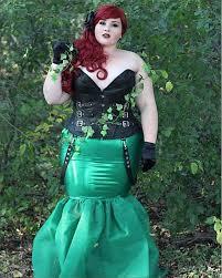 Poison Ivy Halloween Costume Diy Diy Poison Ivy Costume Maskerix