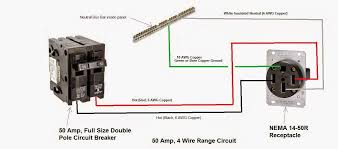how to wire 240 volt outlets and plugs within 4 wire 220 volt