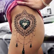 Thigh Tattoos For - the 25 best side thigh tattoos ideas on thigh tattoos