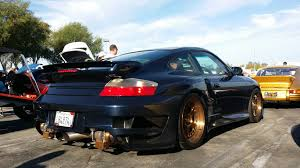 Can T Get Enough Of These Cars Bisimoto S Personal 996 Turbo Behind