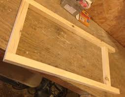 X Base Console Table To Build An X Base Console Table