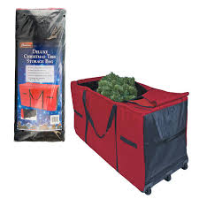tree storage bag with wheels from camerons products