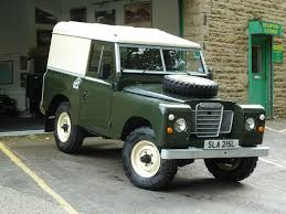 land rover series 3 4 door 1973 land rover series iii information and photos momentcar