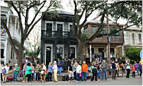 New Orleans Parade Routes Map by New Orleans Homes And Neighborhoods Nola Cheapee U0027s
