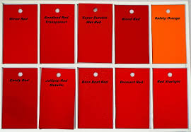 red paint color samples ideas front door paint color sw 2906