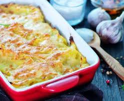 cuisiner le maquereau gratin de pommes de terre au maquereau et ciboulette recette de