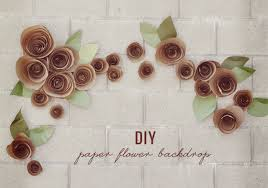 Flower Backdrop Diy Photo Booth Backdrops The Ultimate List
