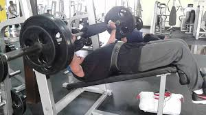 what should i be benching for my weight i benching 275 lbs on the decline bench 10 times at 204 lbs my