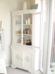 shabby chic corner unit u2013 restored to be adored