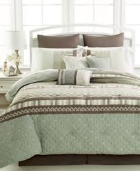 green bed set closeout eames 10 pc comforter sets bed in a bag bed bath