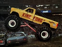 monster trucks three decades of monster trucks gargling gas