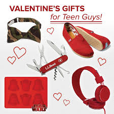 Homemade Valentine S Day Gifts For Him by Valentine U0027s Gifts For Teen Guys On Http Blog Gifts Com Gift