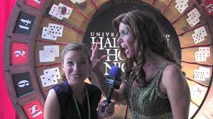 halloween horror nights 2008 lady luck interview and more from halloween horror nights opening
