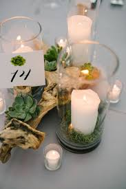 driftwood centerpieces portfolio seattle wedding planner
