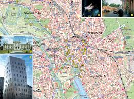 Mannheim Germany Map by Large Hannover Maps For Free Download And Print High Resolution