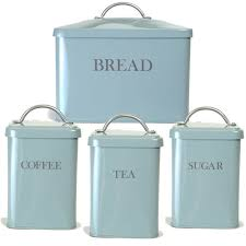 blue kitchen canister set best 25 sugar canister ideas on flour canister sugar