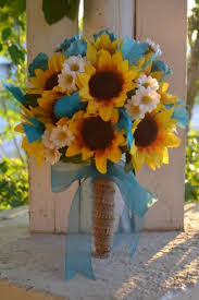 Summer Wedding Decorations Turquoise And Yellow Wedding Decor For Summer Wedding Decor Theme