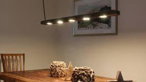 Esszimmerlampe Mit Touchdimmer Lampe Uber Esstisch Wohnkultur Holz Lampen Esstisch 57992 Haus