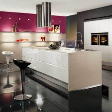 Kitchen Cabinets Black And White Modern White Kitchen Cabinets Round Nickel Modern Swivel Bar Stool