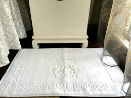Hotel Collection Bathroom Rugs Luxury Hotel Vendome Bath Bathroom Rugs And Mats Hotel