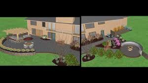 Virtual Backyard Design by Virtual 3d Landscape Design Lawn Care Guide