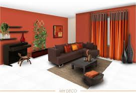 wonderful living room color schemes with green paint wall color
