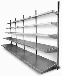 Wall Mounted Shelving Units by Wall Mounted Adjustable Wire Shelving Units