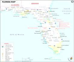 Map Of Usa Cities by Florida Map Map Of Usa Entrancing Map Usa Florida Cities