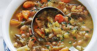chou cuisine soupe paysanne au chou et haricots recette par cuisine culinaire