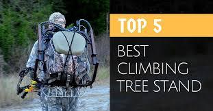 best climbing tree stand reviews 2018 best knife