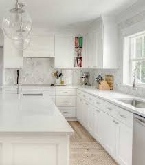 kitchen cabinets with white quartz countertops 10 white quartz countertops that look like marble