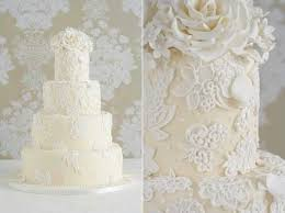 Lace Cake Decorating Techniques Best 25 Lace Cakes Ideas On Pinterest Fondant Flowers Piping